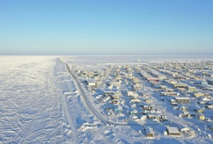 Members of UVA's newly formed Arctic Research Center will work directly with residents of Utqiaġvik, Alaska, as they face the effects of climate change.