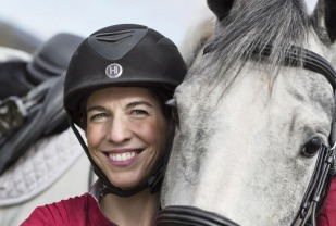 Equestrian and UVA neuropsychologist Stephanie Bajo is raising awareness about concussions in the riding community.