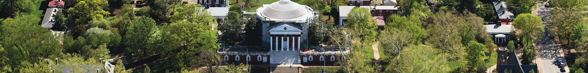 Rotunda aerial view