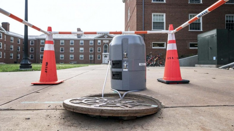 So far, University leaders remain hopeful that the real-time monitoring for the virus markers in dormitory sewage, among other measures, will help UVA avoid the fate of other universities that have had to send students home.