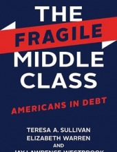 The Fragile Middle Class Americans in Debt